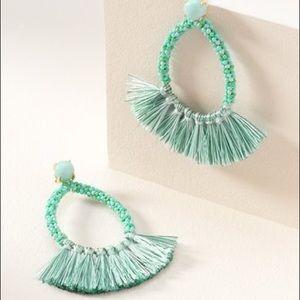Stella & Dot Brand New Anne Fringe Earrings